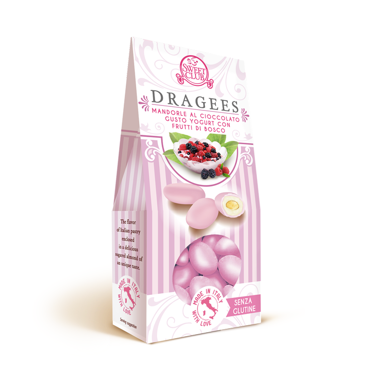 Grafica packaging Dragees