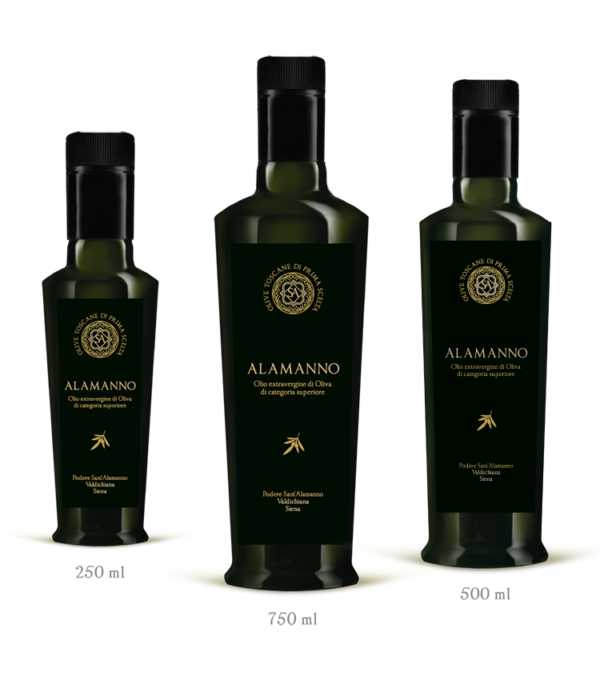 spesso Packaging ed etichette olio di Oliva Alamanno | Food packaging BN76