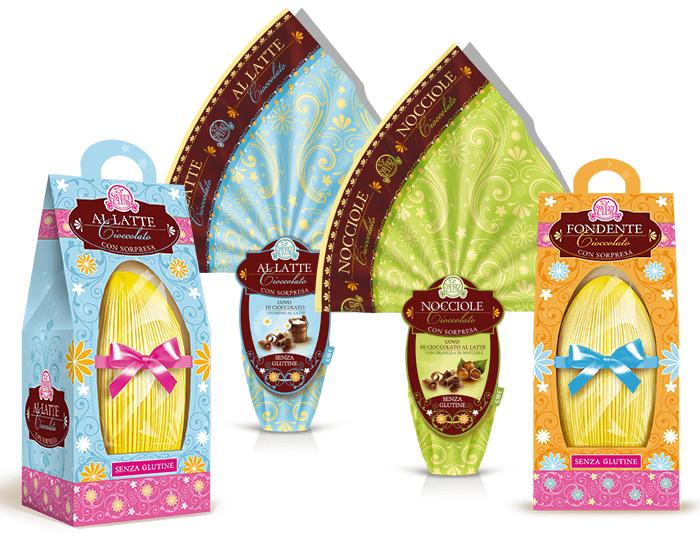 Uova di Pasqua Sweet Club