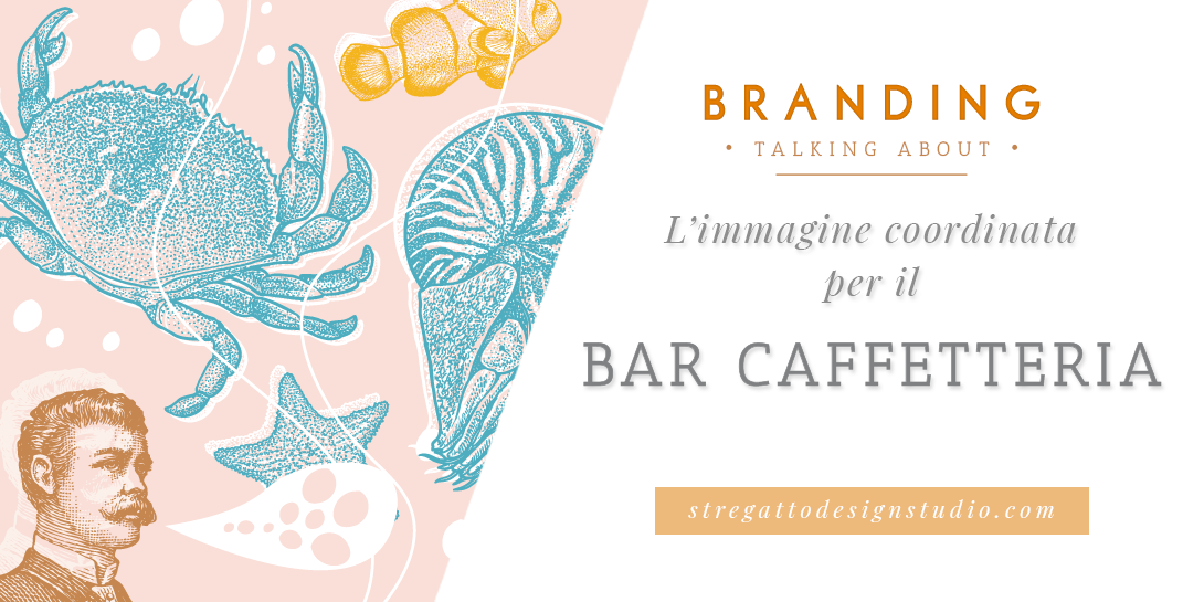 immagine coordinata bar caffetteria
