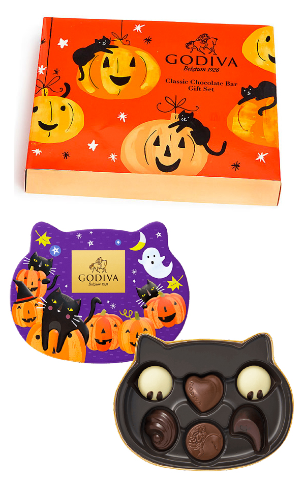 Packaging alimentari di Halloween
