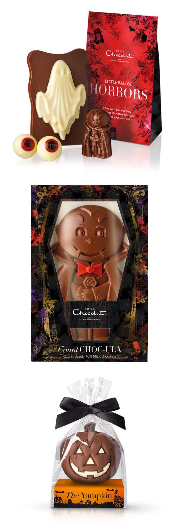 Packaging alimentari di Halloween