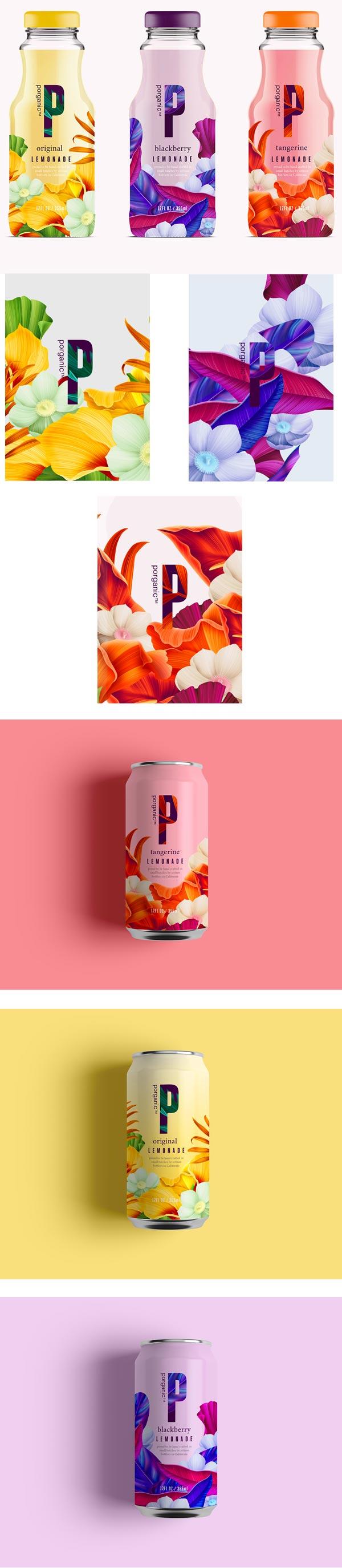 Packaging Alimentari Illustrati