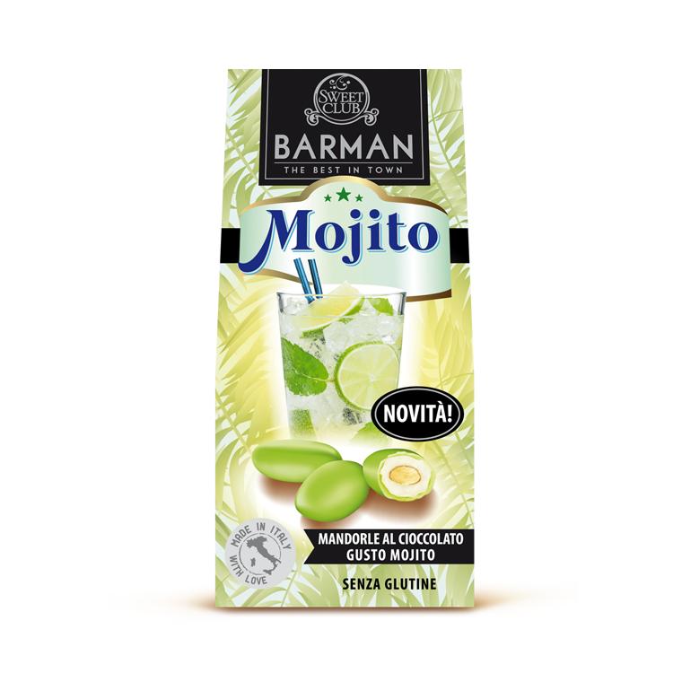 packaging per i confetti ai gusti dei cocktail più famosi