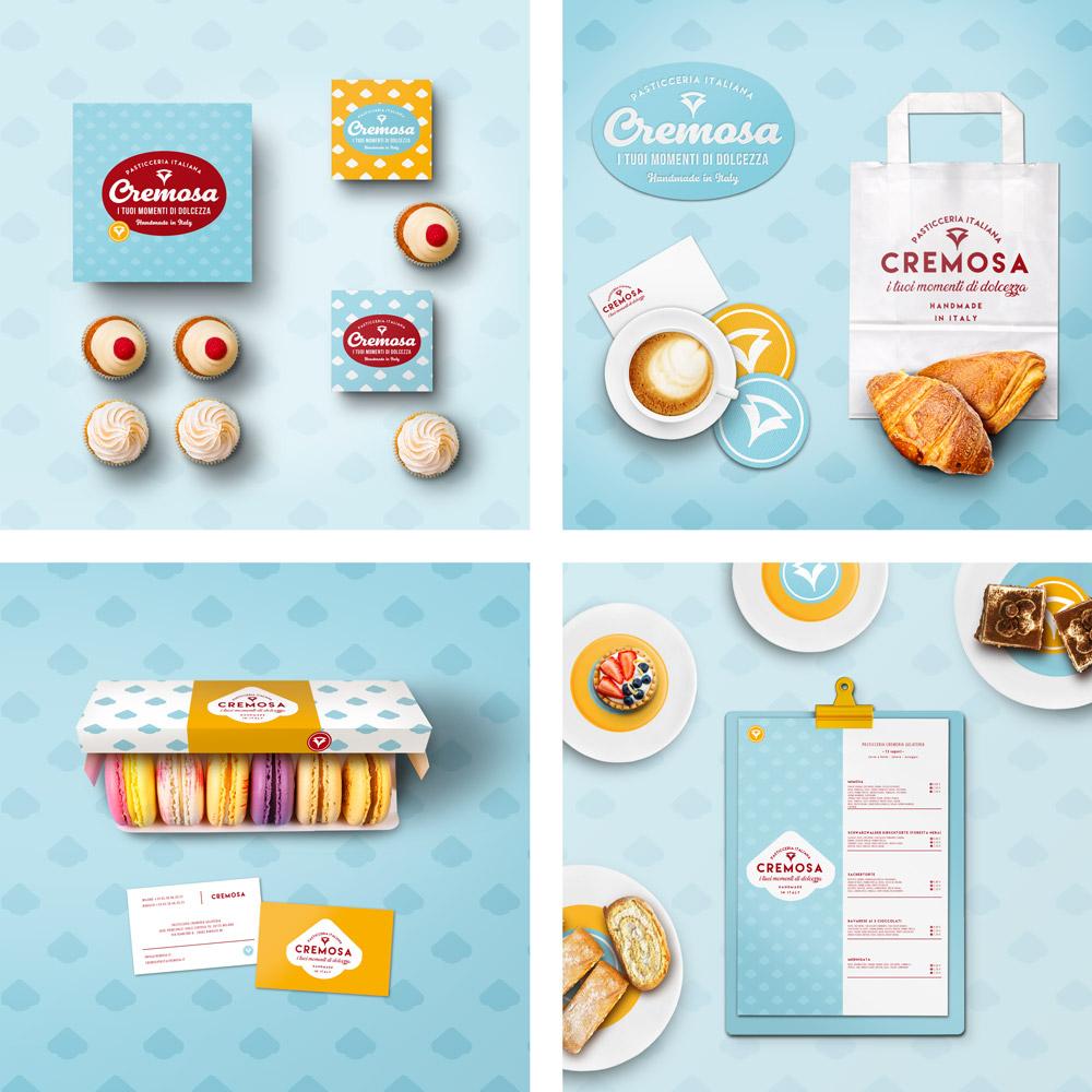 food brand design